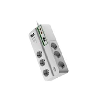 APC PMH63VT-IT protezione da sovraccarico Bianco 6 presa(e) AC 230 V 3 m