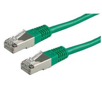 Nilox 5.0m Cat5e FTP cavo di rete 5 m F/UTP (FTP) Verde