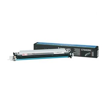 Lexmark C734X20G fotoconduttore e unità tamburo 20000 pagine