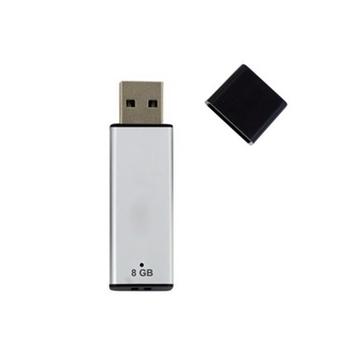Nilox Pendrive 8GB unità flash USB USB tipo A 2.0 Argento