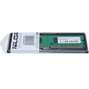 Nilox 2GB PC2-6400 memoria DDR2 800 MHz