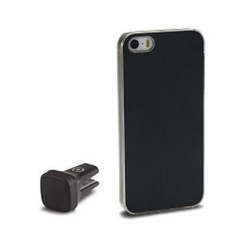 """Celly SDIPH5BK custodia per cellulare 10,2 cm (4"""") Cover Nero"""