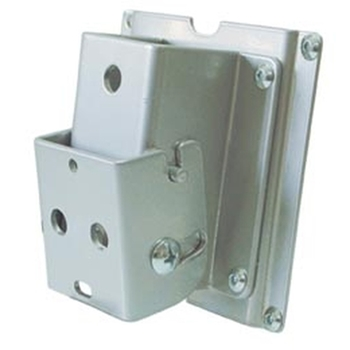 Eurex Tilting Wall Mount for LCD Argento