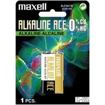 Maxell Ace 9V Single-use battery Alcalino
