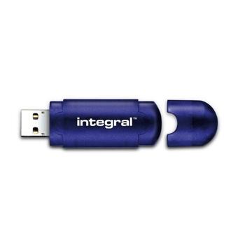 Integral EVO unità flash USB 4 GB USB tipo A 2 Blu