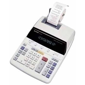 Sharp EL-1607P calcolatrice Calcolatrice con stampa Oro