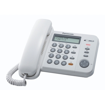 PANASONIC TELEFONO FISSO KX-TS580EX1W