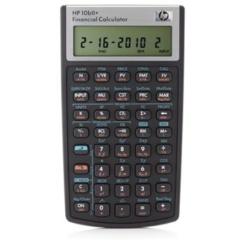 HP 10bII+ calcolatrice