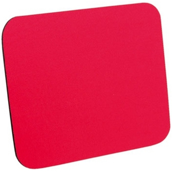 ROLINE 18.01.2042 tappetino per mouse Rosso