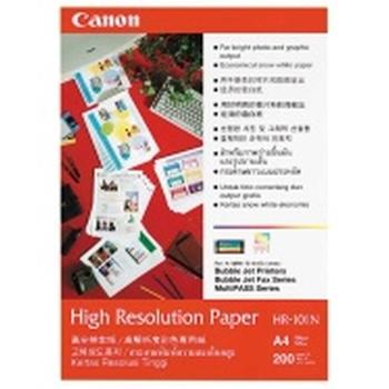 Canon HR-101 A3 Paper high resolution 20sh carta inkjet