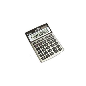 Canon LS-120TSG calcolatrice Scrivania Calcolatrice finanziaria Oro, Grigio