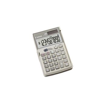 Canon LS-10TEG calcolatrice Tasca Calcolatrice finanziaria Grigio