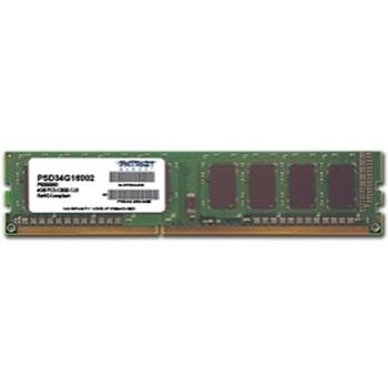 PATRIOT DDR3 4GB 1600MHZ PSD34G16002 CL9