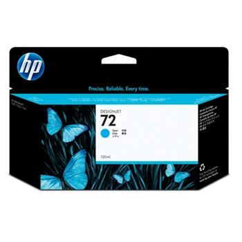 HP CARTUCCIA CIANO N 72 130ML VIVERA PER DESIGNJET T1100