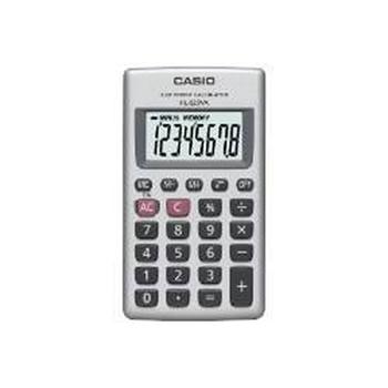 Casio HL-820VA calcolatrice Tasca Calcolatrice di base Argento