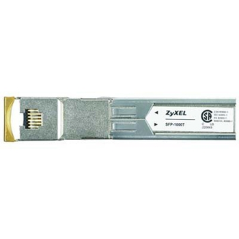 Zyxel SFP-1000T modulo del ricetrasmettitore di rete 1000 Mbit/s