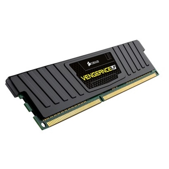 CORSAIR DDR3 Vengeance Low Profile Black 8GB 2x4GB 1600MHz CL9 1.5V